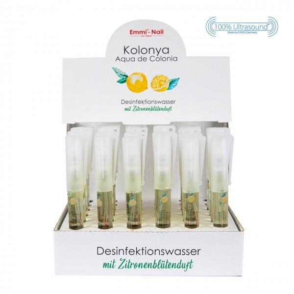 Disinfection Water Kolonya + Stand