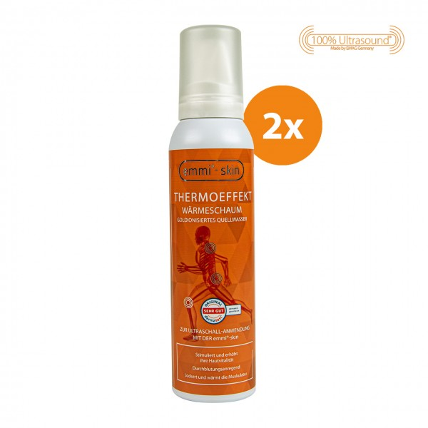 emmi®-skin Thermo Effect - Double Pack