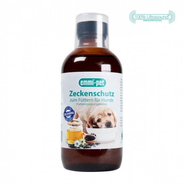 Tick Protection Feed Supplement
