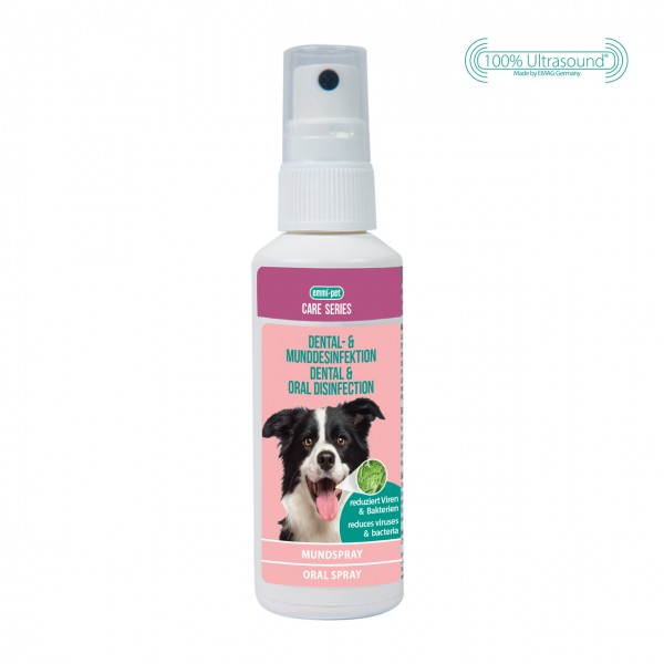 HOCL Dental and oral disinfection 75ml